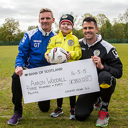 St Mirren Player of the Year   Paisley    14 May 2015
