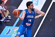 DESCRIZIONE : Trento Nazionale Italia Uomini Trentino Basket Cup Italia Paesi Bassi Italy Netherlands <br /> GIOCATORE : Riccardo Cervi<br /> CATEGORIA : passaggio<br /> SQUADRA : Italia Italy<br /> EVENTO : Trentino Basket Cup<br /> GARA : Italia Paesi Bassi Italy Netherlands<br /> DATA : 30/07/2015<br /> SPORT : Pallacanestro<br /> AUTORE : Agenzia Ciamillo-Castoria/Max.Ceretti<br /> Galleria : FIP Nazionali 2015<br /> Fotonotizia : Trento Nazionale Italia Uomini Trentino Basket Cup Italia Paesi Bassi Italy Netherlands
