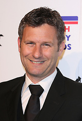 ADAM HILL attends the British Comedy Awards at Fountain Studios, London, England, December 12, 2012. Photo by i-Images.