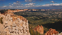 Bryce Canyon National Park. Image taken with a Nikon D200 camera and 18-70 mm kit lens.