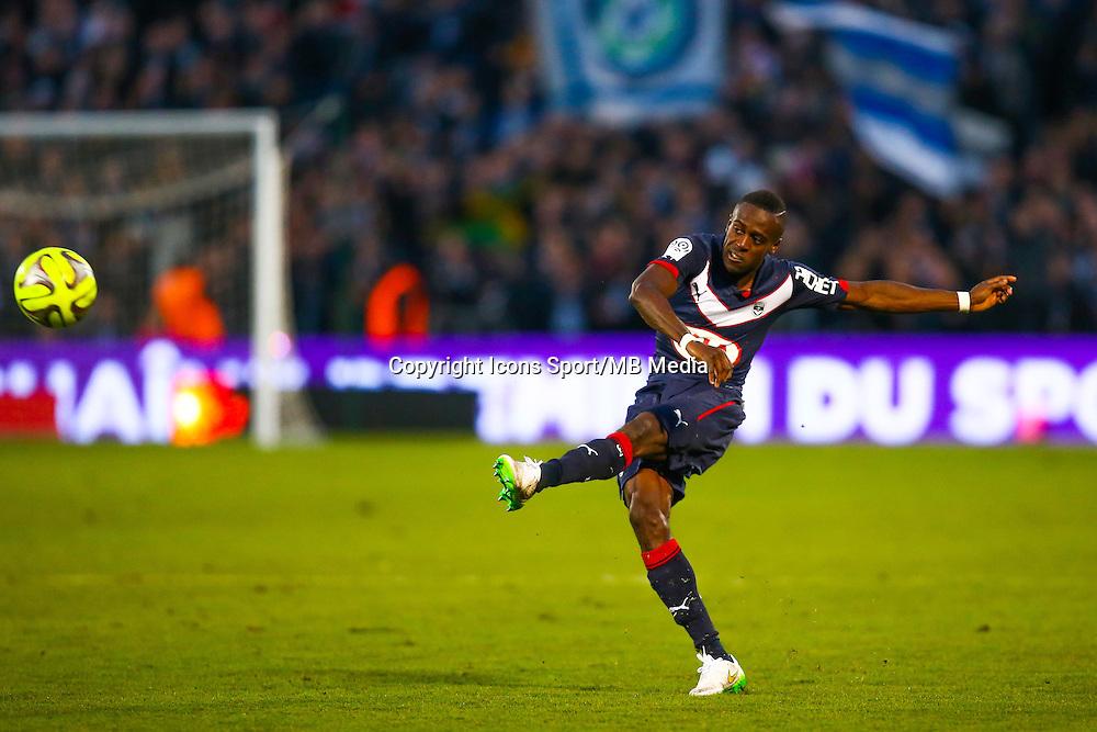 Maxime Poundje  - 01.02.2015 - Bordeaux / Guingamp - 23eme journee de Ligue 1 -<br /> Photo : Manuel Blondeau / Icon Sport