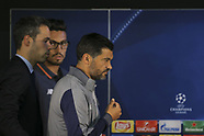 League of Champions - Press Conference - 12 September 2017