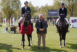 Bossaerts Nick, BEL, Mr. Jones<br /> BWP Young Future Stars<br /> CSIO Lummen 2017<br /> © Hippo Foto - Dirk Caremans<br /> 29/04/2017
