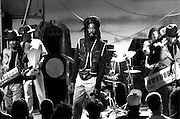 Aswad live at Island 25 event