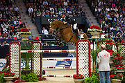 Denis Lynch - Lantinus<br /> Rolex FEI World Cup Final 2013<br /> © DigiShots