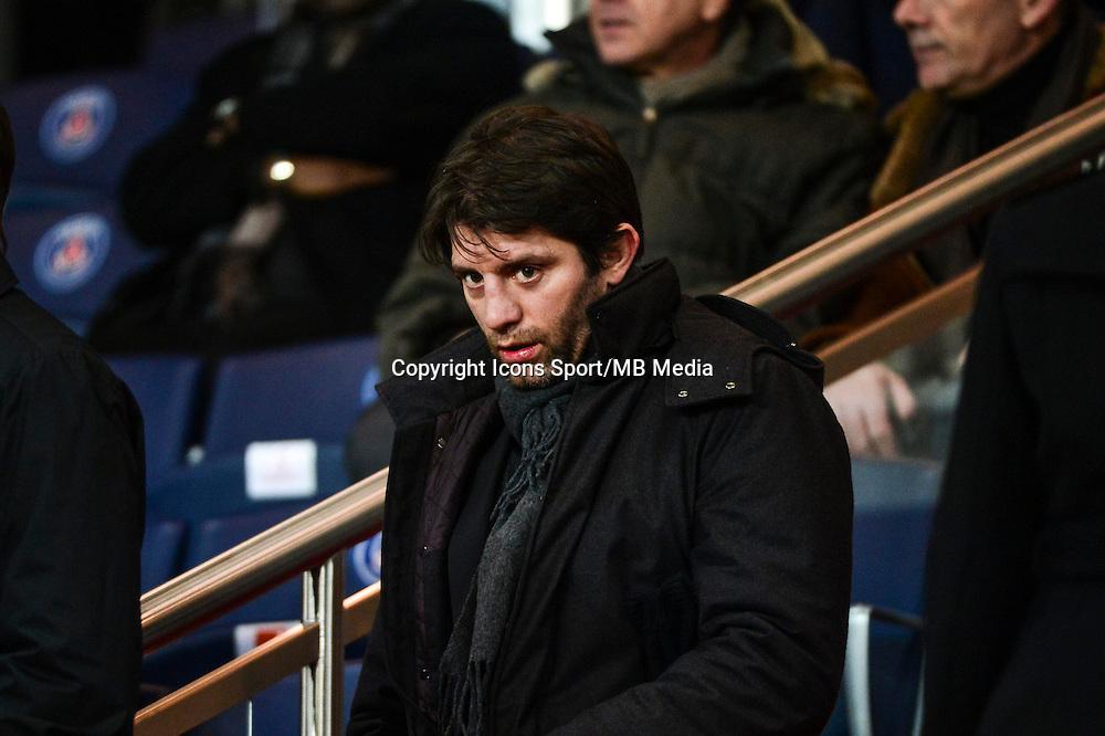 Pierre RABADAN - 21.01.2015 - Paris Saint Germain / Bordeaux - Coupe de France<br /> Photo : Dave Winter / Icon Sport