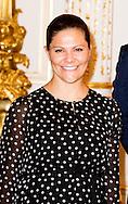 15-10-2015 LUXEMBOURG - Princess Margriet of the Netherlands is Thursday in Luxembourg for a meeting of the International Paralympic Committee (IPC). The Swedish Crown Princess Victoria, Prince Albert of Monaco and Grand Duchess Maria Teresa of Luxembourg attend the meeting at the Grand Ducal Palace at. During the meeting looks ahead at the upcoming Paralympic Games next year in Rio de Janeiro. The special meetings of the erebestuur be every two years gehouden. COPYRIGHT ROBIN UTRECHT<br /> 15-10-2015 LUXEMBURG - Prinses Margriet is donderdag in Luxemburg voor een vergadering van het erebestuur van het Internationaal Paralympisch Comit&eacute; (IPC). Ook de Zweedse kroonprinses Victoria, prins Albert van Monaco en groothertogin Maria Teresa van Luxemburg wonen de bijeenkomst op het Groothertogelijk Paleis bij. Tijdens de vergadering wordt vooruitgeblikt op de aankomende Paralympische Spelen volgend jaar in Rio de Janeiro. De bijzondere bijeenkomsten van het erebestuur worden om de twee jaar gehouden.COPYRIGHT ROBIN UTRECHT
