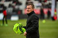 Olivier GUEGAN - 25.01.2015 - Reims / Lens  - 22eme journee de Ligue1<br /> Photo : Dave Winter / Icon Sport *** Local Caption ***