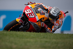 October 20, 2017 - Phillip Island, Australie - MARC MARQUEZ - SPANISH - REPSOL HONDA TEAM - HONDA (Credit Image: © Panoramic via ZUMA Press)