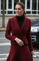 Catherine Duchess of Cambridge visiting UCL Development Neuroscience Lab - London<br />