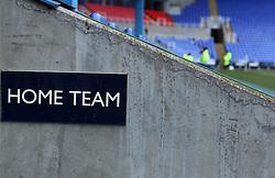 Home Team dugout at The Madejski Stadium - Photo mandatory by-line: Robbie Stephenson/JMP - Mobile: 07966 386802 - 28/02/2015 - SPORT - Football - Reading - Madejski Stadium - Reading v Nottingham Forest - Sky Bet Championship