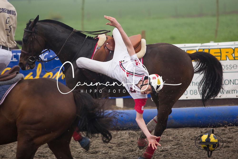 Wesemael Stijn, BEL, <br /> BK Horseball 2018<br /> © Sharon Vandeput<br /> 15:51:01