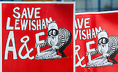 Lewisham Hospital Protest_2012