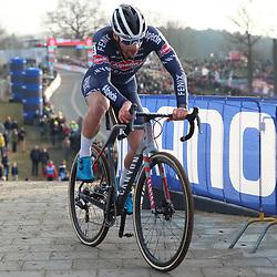 26-01-2020: Wielrennen: Wereldbeker Veldrijden: Hoogerheide<br />David van der Poel