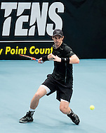 Andy Murray during the Tie Break Tens competition at the Erste Bank Open 500 at the Wiener Stadthalle, Vienna, Austria.<br /> Picture by EXPA Pictures/Focus Images Ltd 07814482222<br /> 23/10/2016<br /> *** UK & IRELAND ONLY ***<br /> <br /> EXPA-PUC-161024-0133.jpg