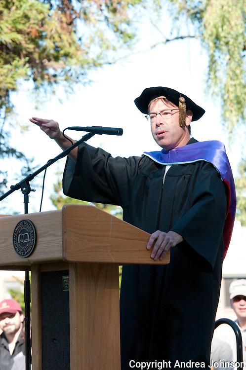 Joshua Wesson, 2011 IPNC keynote speaker