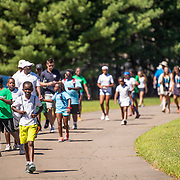 August 22, 2016, New Haven, Connecticut: <br /> Fans enter the grounds during Day 4 of the 2016 Connecticut Open at the Yale University Tennis Center on Monday August  22, 2016 in New Haven, Connecticut. <br /> (Photo by Billie Weiss/Connecticut Open)