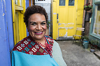 Jackie Kay, MBE, FRSE, Scottish Poet and Novelist