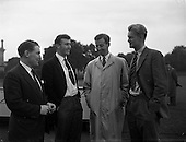 1958 - Cricket M.C.C. v Ireland International at College Park, Dublin, Centenary Match