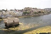 India, Rajasthan, Udaipur, Lake Pichola