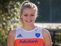UTRECHT -   LISANNE DE LANGE , trainingsgroep Nederlands team hockey.   COPYRIGHT  KOEN SUYK