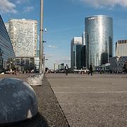Paris la Défense, modern cistyscape