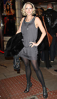 Ali Bastian Flashdance The Musical Gala Night, The Shaftesbury Theatre, London, UK, 14 October 2010: For piQtured Sales contact: Ian@Piqtured.com +44(0)791 626 2580 (picture by Richard Goldschmidt)