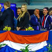 NLD/Amsterdam/20190127 - Jumping Amsterdam, dag 3, Amalia en Irene