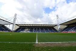 General view of Deepdale Stadium - Photo mandatory by-line: Dougie Allward/JMP - Mobile: 07966 386802 - 11/04/2015 - SPORT - Football - Preston - Deepdale - Preston North End v Bristol City - Sky Bet League One
