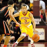 USC M Basketball OSU 2nd Half