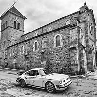 Car 37 Simon Baker (GBR) / Michael Baker (GBR