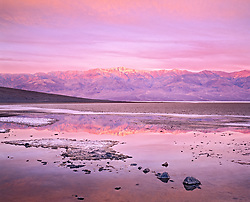 Badwater Basin, Death Valley National Park, CA, USA