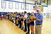 MCHS Varsity Volleyball vs George Mason-Senior Night
