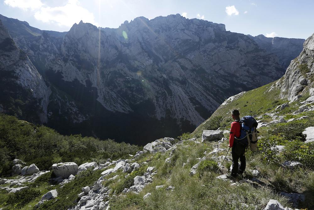 Susica <br /> canyon, Durmitor, Montenegro.