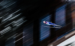 05.01.2016, Paul Ausserleitner Schanze, Bischofshofen, AUT, FIS Weltcup Ski Sprung, Vierschanzentournee, Training, im Bild Manuel Fettner (AUT) // Manuel Fettner of Austria during his Practice Jump for the Four Hills Tournament of FIS Ski Jumping World Cup at the Paul Ausserleitner Schanze, Bischofshofen, Austria on 2016/01/05. EXPA Pictures © 2016, PhotoCredit: EXPA/ JFK
