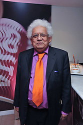 LORD DESAI at the Costa Book Awards 2010 held at Quaglino's, 16 Bury Street, London on 25th January 2011.