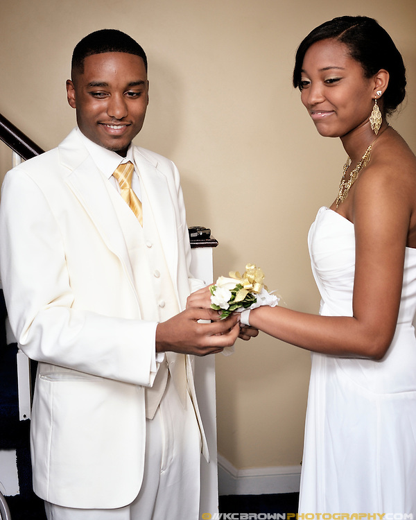 Philadelphia - 2012..Michael Fisher's Senior Prom
