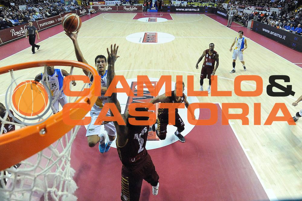 Zoltan Perl<br /> Umana Reyer Venezia - Betaland Capo D'Orlando<br /> Lega Basket Serie A 2016/2017<br /> Venezia 09/10/2016<br /> Foto Ciamillo-Castoria
