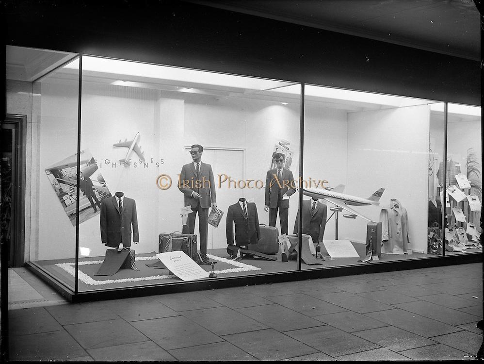 Arnotts Window 4th april, 1961