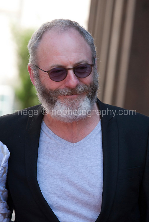 Actor Liam Cunningham at the gala screening for the film The Childhood of a Leader at the 72nd Venice Film Festival, Saturday September 5th 2015, Venice Lido, Italy.