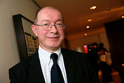UK ENGLAND LONDON 18NOV08 - John (surname withheld), an accountant poses for a photo afte attending a teacher recruitment fair at the Marriott hotel in Canary Wharf on November 18, 2008 in London, England. Online enquiries into teacher recruitment have increased by 40 percent from 2007 to 2008 for the period from September 1 to October 31 2008...jre/Photo by Jiri Rezac..© Jiri Rezac 2008..Contact: +44 (0) 7050 110 417.Mobile:  +44 (0) 7801 337 683.Office:  +44 (0) 20 8968 9635..Email:   jiri@jirirezac.com.Web:     www.jirirezac.com..© All images Jiri Rezac 2008 - All rights reserved.