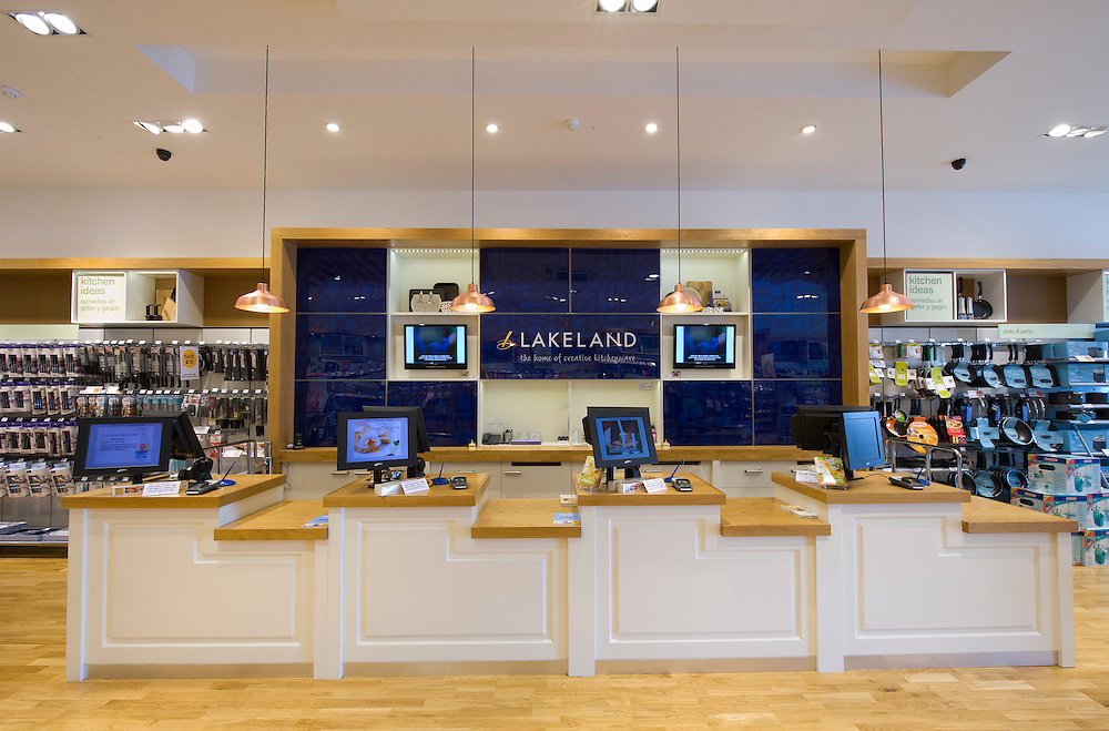 reimster@gmail.com<br /> http://reimschuessel.photoshelter.com<br /> Lakeland store in Llanelli, Wales. Commissioned by Portview Fit-Out Limited