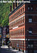 Historic Lehigh Coal and Navigation Building, Jim Thorpe, Carbon Co., PA
