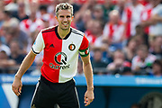 Feyenoord player Robin van Persie during the Dutch football Eredivisie match between Feyenoord and Excelsior at De Kuip Stadium in Rotterdam, on August 19th, 2018 - Photo Dennis Wielders / Pro Shots / ProSportsImages / DPPI