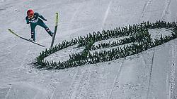 06.01.2020, Paul Außerleitner Schanze, Bischofshofen, AUT, FIS Weltcup Skisprung, Vierschanzentournee, Bischofshofen, Finale, im Bild Stefan Huber (AUT) // Stefan Huber of Austria during the final for the Four Hills Tournament of FIS Ski Jumping World Cup at the Paul Außerleitner Schanze in Bischofshofen, Austria on 2020/01/06. EXPA Pictures © 2020, PhotoCredit: EXPA/ Dominik Angerer