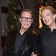 NLD/Amsterdam/20131219 - Premiere Kerstcircus 2013 Carre, Frans Molenaar en ...............