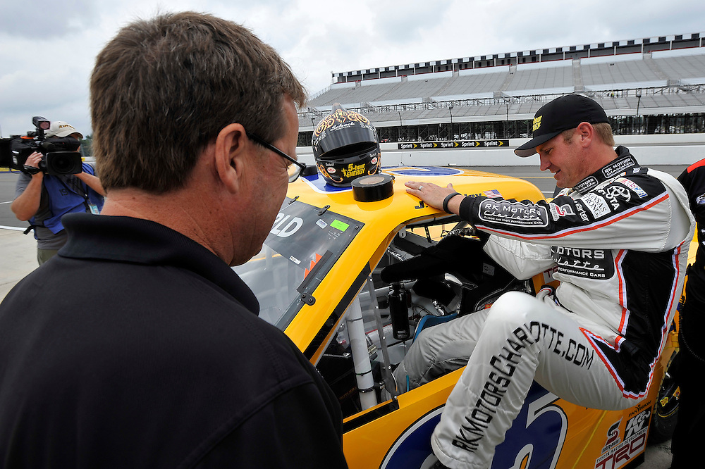 1-2 August, 2014, Long Pond, Pennsylvania USA<br /> Clint Bowyer<br /> &copy;2014, Scott R LePage <br /> LAT Photo USA