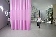 "13th Biennale of Architecture..Giardini..Netherlands Pavillion. Petra Blaisse, ""RE-SETNew wings for architecture"""