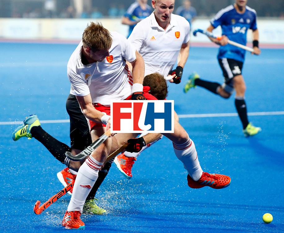 Odisha Men's Hockey World League Final Bhubaneswar 2017<br /> Match id:14<br /> England v Argentina<br /> Foto: <br /> COPYRIGHT WORLDSPORTPICS KOEN SUYK