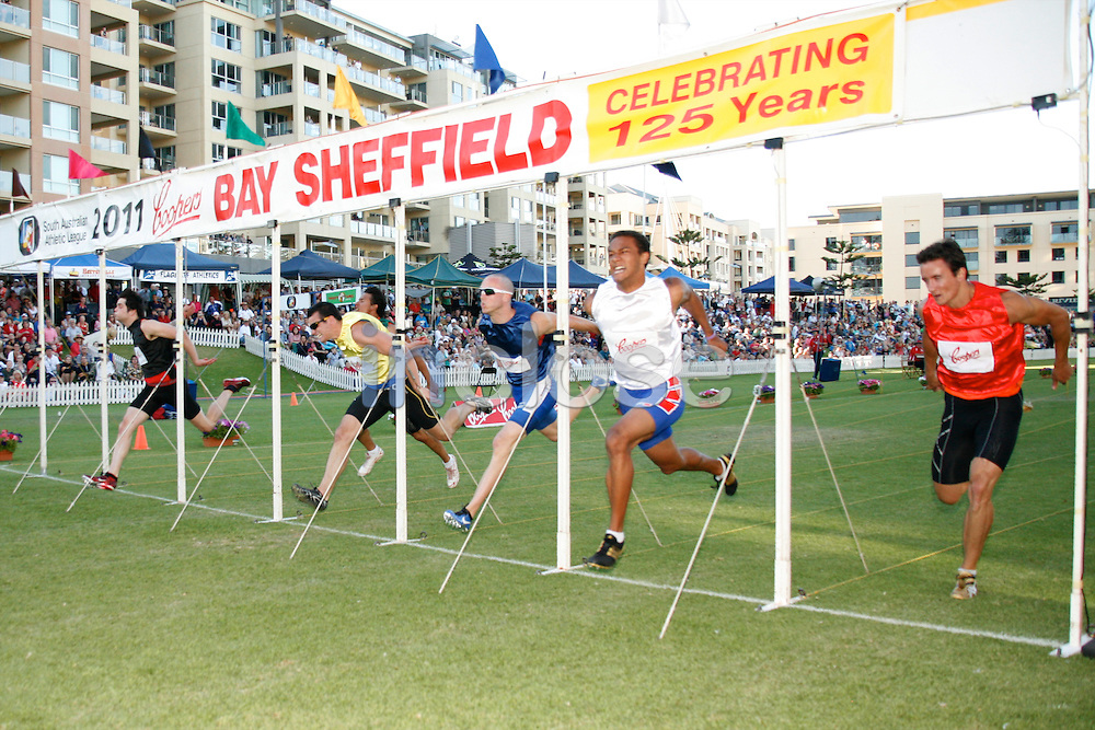 120m Open Bay Sheffield final